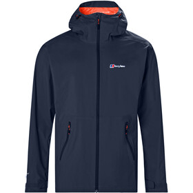 Berghaus Stormcloud Jacket Men orange/blue